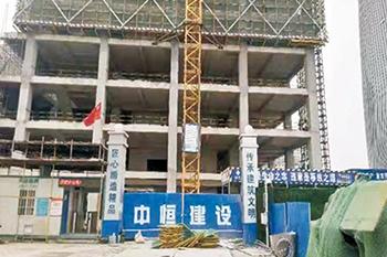 武汉大学科技园郑州地球空间信息产业基地项目00